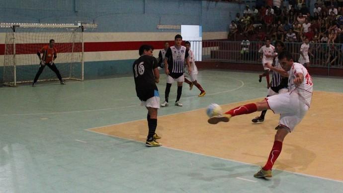 URV e Macau, Taça RN de Futsal (Foto: Wendell Jefferson/Cedida)