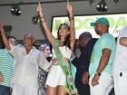 Cerimônia de coroação de Mariana Rios ganha reforço na segurança