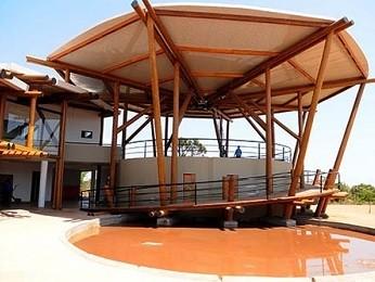 Centro de Excelência do Cerrado, em Brasília (Foto: Pedro Ventura/Agência Brasília)