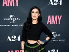 Filha de Demi Moore e Bruce Willis chama a atenção em pré-estreia