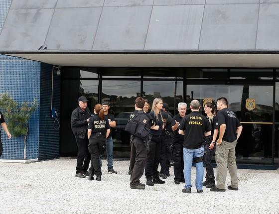 Operação Carne Fraca (Foto: Rodolfo Buhrer/La Imagem/Fotoarena / Agência O Globo)