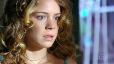 Rosário confunde Inácio com Fabian