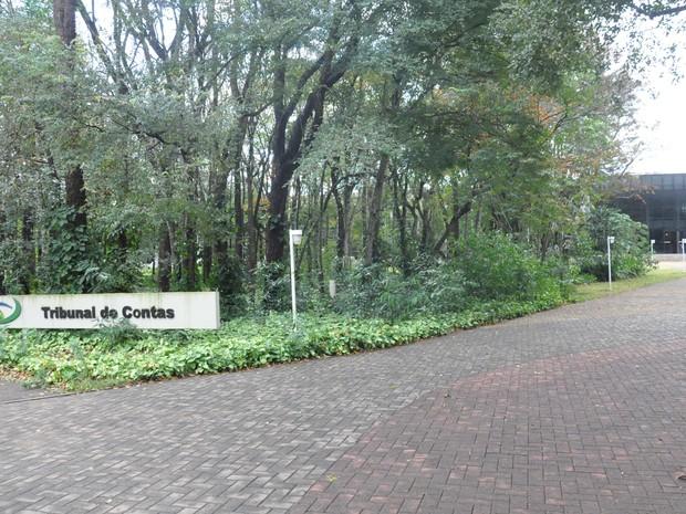 Tribunal de Contas de Mato Grosso do Sul TCE-MS (Foto: Fernando da Mata/G1 MS)