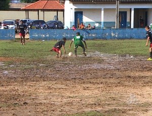 Taça Areal da Floresta está nas quartas de final em Porto Velho (Foto: Reprodução/TV Rondônia)