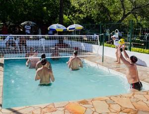 Competição de biribol - Jogos Abertos do Interior - Bauru (Foto: Vitor Garcia/JAB 2012)