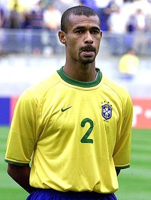 Zé Maria na seleção brasileira (Foto: AFP)