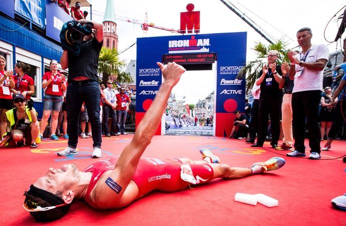 Jan Frodeno, triatleta (Foto: Getty Images)