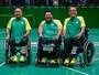 Vale ouro: De volta a Mogi, Dirceu comemora prata na bocha paralímpica