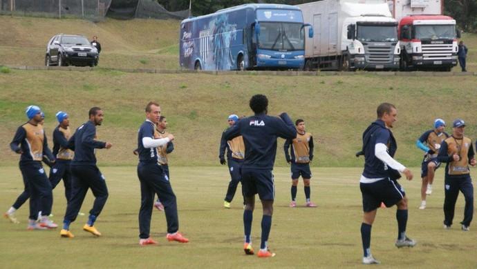avaí treino costão do santinho (Foto: Alceu Atherino / Avaí FC)