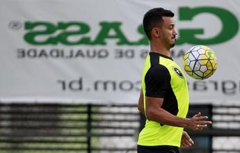 Exame constata lesão, e Rodrigo Lindoso deve ficar fora por um mês