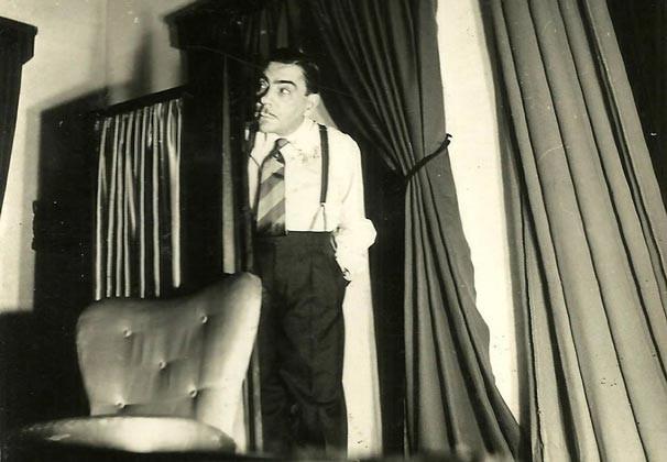"""Procópio Ferreira era conhecido como """"O mágico da expressão"""" (Foto: Divulgação)"""
