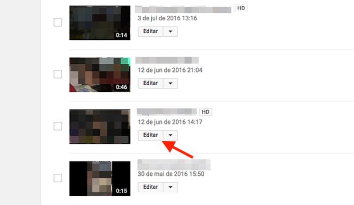 Seguindo para ferramenta de edição de vídeos de um canal do YouTube (Foto: Reprodução/Marvin Costa) (Foto: Seguindo para ferramenta de edição de vídeos de um canal do YouTube (Foto: Reprodução/Marvin Costa))