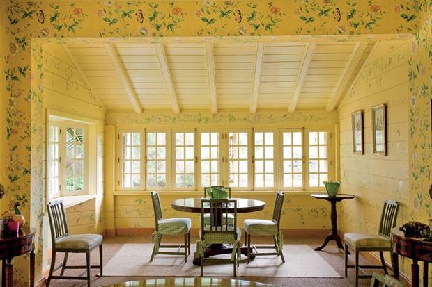 Casa em Araras celebra a natureza  Casa Vogue  Interiores