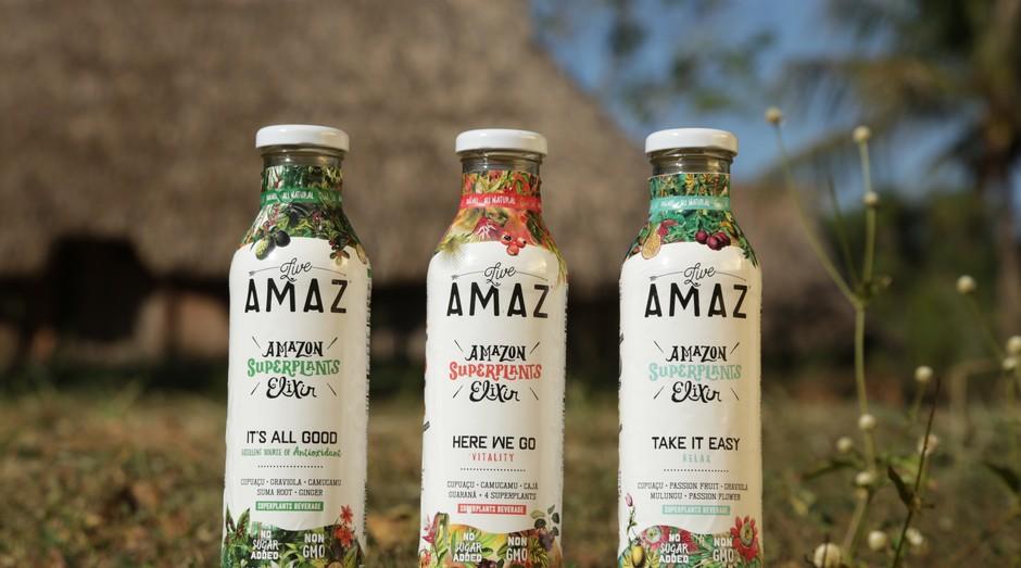 AMAZ (Foto: João Brognoli / Divulgação)