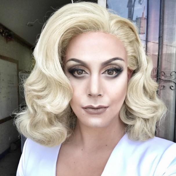Paolo Ballesteros de Lady Gaga (Foto: Instagram/Reprodução)