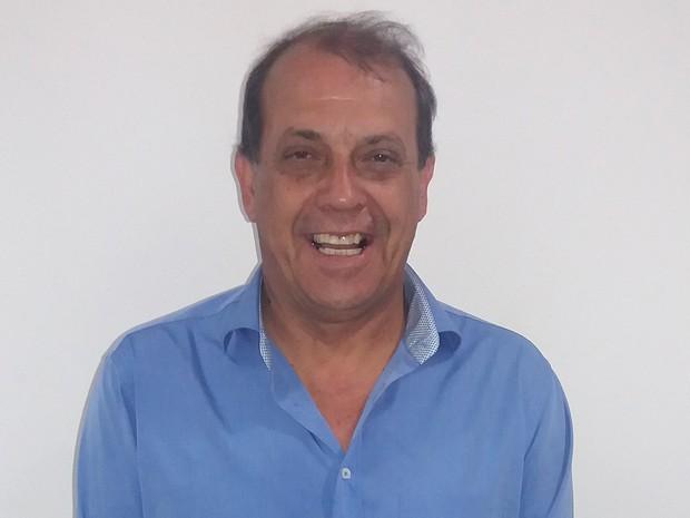 José Luiz Monteiro (PMDB) é o prefeito eleito de Arujá (Foto: Reprodução / TV Diário)