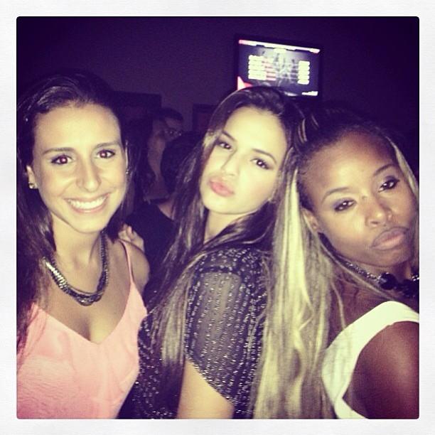 Aline, Bruna e Roberta (Foto: Instagram/ Reprodução)
