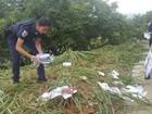 Guarda encontra correspondências em terreno baldio em Jundiaí