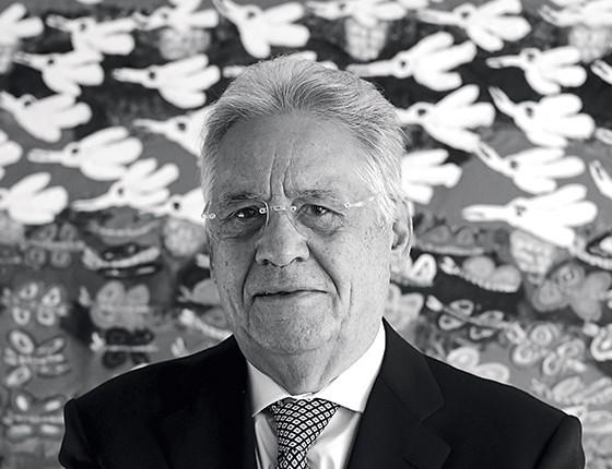 O ex-presidente Fernando Henrique Cardoso (FHC) (Foto: Paulo Whitaker/Reuters)