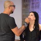 Táticas das maquiagens  dos artistas  (Div./Eli Cruz)