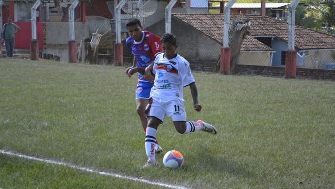 Campeonato Capixaba Série B 2014: Unidos x Serra (Foto: Adriano Bruno)
