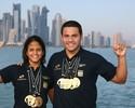 Com Felipe França e Etiene, CBDA convoca 16 para o Mundial de curta