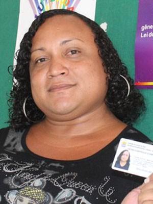 Maria Laura usou o nome social no Enem (Foto: Catarina Costa/G1)