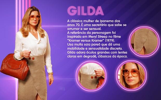 Gilda (Foto: Boogie Oogie/TV Globo)