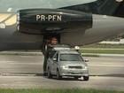 Corpo de agente da PRF que se afogou na PB é levado para o Paraná