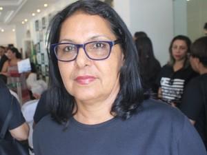 Coordenadora do programa, Idvani Braga  (Foto: Beto Marques/G1)