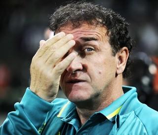 Palmeiras x Flamengo Cuca (Foto: Marcos Ribolli)