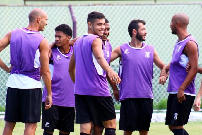 treino do Campos atlético roxinho (Foto: Carlos Grevi)