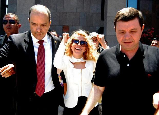 Joelma (Foto: Marcelo Loureiro/AgNews)