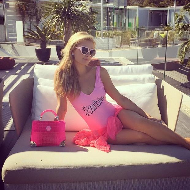 Paris Hilton (Foto: Instagram / Reprodução)