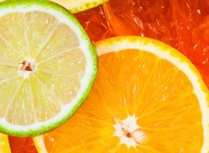 EuAtleta - frutas cítricas (Foto: Arte Eu Atleta)