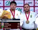 Com bronze, Rafael Silva garante a única medalha do Brasil em Paris