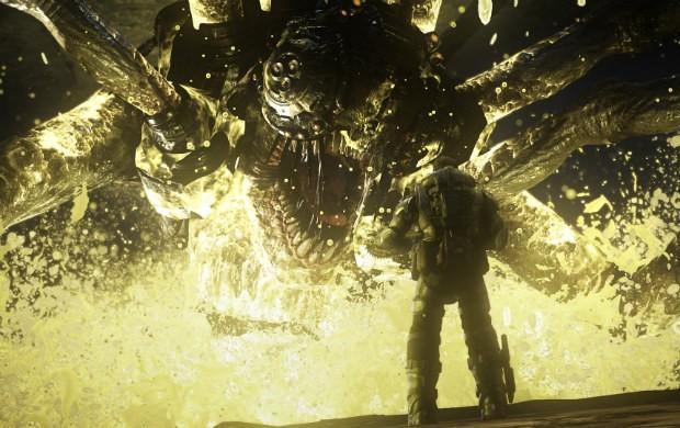 'Gears of War Ultimate' foi treino para 'Gears 4', diz produtor do game E32015_gears3-g1