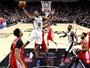 San Antonio toma susto, mas reage a tempo e vence o freguês Philadelphia