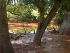 Rio em MS sobe 6 metros em poucas horas e deixa 34 famílias desabrigadas