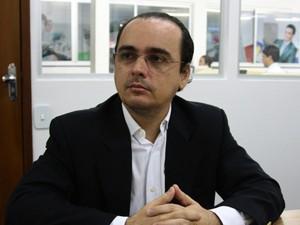 Fernando Barreto, promotoria de Justiça Especializada em Proteção ao Meio Ambiente participou de reunião que decidiu por vistorias (Foto: Flora Dolores/O Estado)