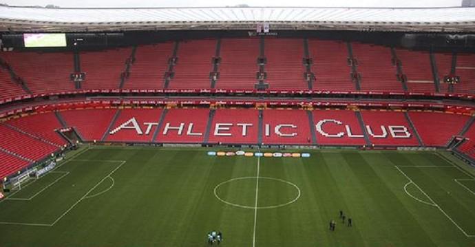 Athletic Bilbao Real Madrid San Mamés (Foto: Divulgação)