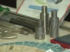Cinco são presos em Joinville por arrombar caixas no interior de SP