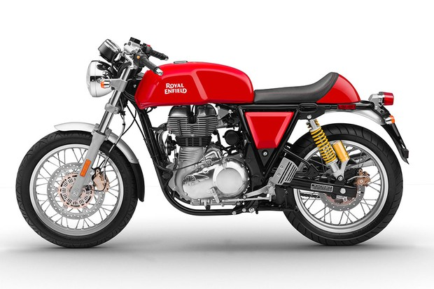 Royal Enfield Continental GT (Foto: Royal Enfield)