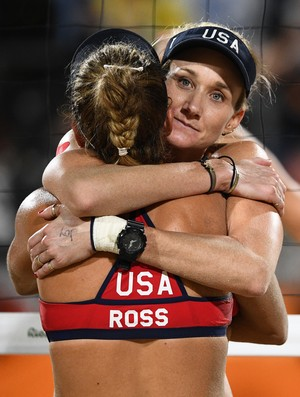 Walsh EUA x Brasil (Foto: Yasuyoshi Chiba / AFP)