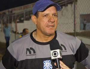 Geraldo Cirino, técnico da desportiva (Foto: Larissa Keren)