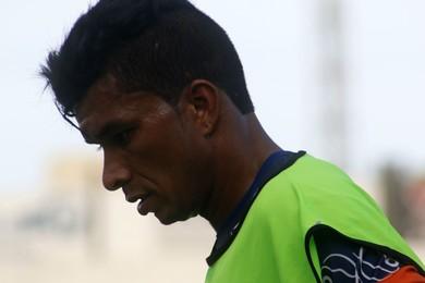 Tiago Baiano, lateral do Comercial (Foto: Cleber Akamine)