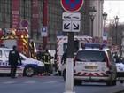 Museu do Louvre é esvaziado após soldado balear homem com faca