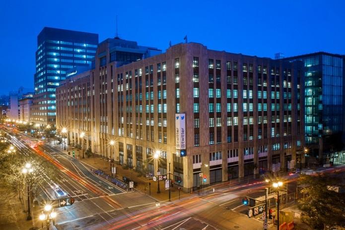 Sede do Twitter em São Francisco, na Califórnia (Foto: Divulgação)