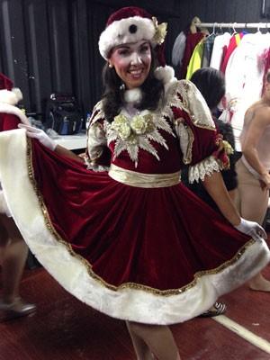 Cristina Ranzolin Fantástica Fábrica de Natal Gramado (Foto: Arquivo Pessoal)