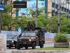 Governo do ES transfere controle da segurança às Forças Amadas